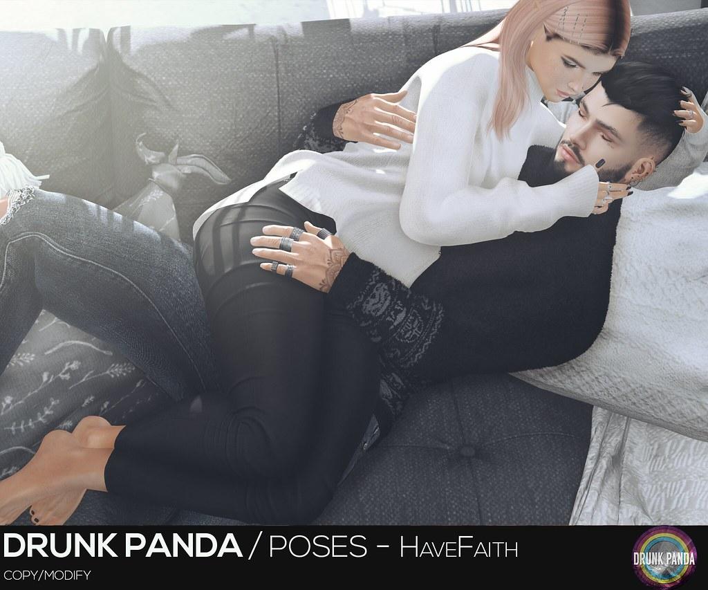 Drunk Panda – HaveFaith