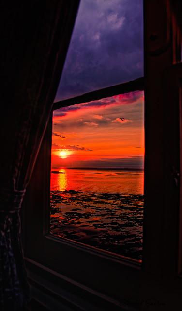 Fenêtre sur la vie!
