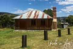 Historic Sawyers Hut 6564