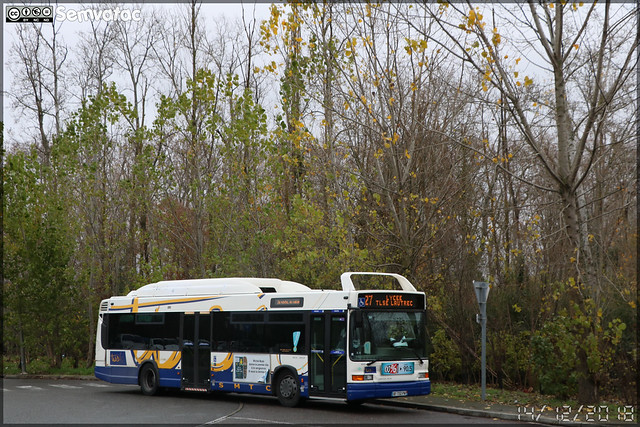 Heuliez Bus GX 317 GNV – Tisséo n°0515
