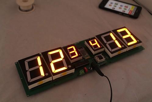 Arduino based digital Scoreboard  (490)
