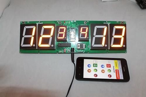 Arduino based digital Scoreboard  (488)