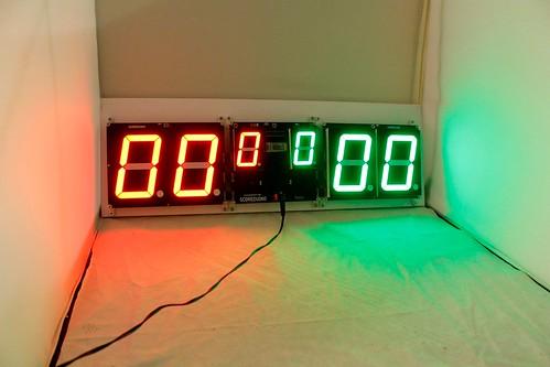 Arduino based digital Scoreboard  (441)