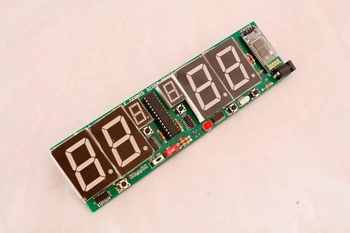Arduino based digital Scoreboard  (437)