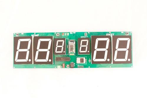 Arduino based digital Scoreboard  (429)