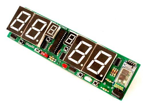Arduino based digital Scoreboard  (421)