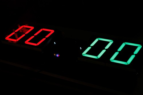 Arduino based digital Scoreboard  (405)