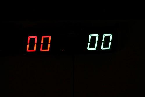 Arduino based digital Scoreboard  (403)