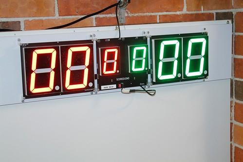 Arduino based digital Scoreboard  (394)