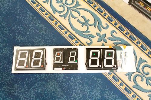 Arduino based digital Scoreboard  (376)
