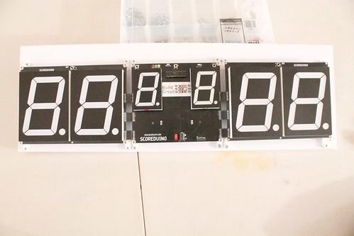 Arduino based digital Scoreboard  (367)
