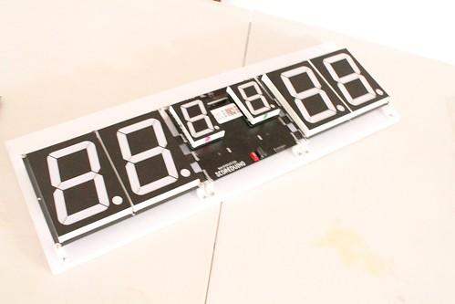 Arduino based digital Scoreboard  (364)
