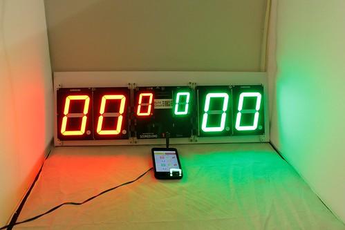 Arduino based digital Scoreboard  (361)