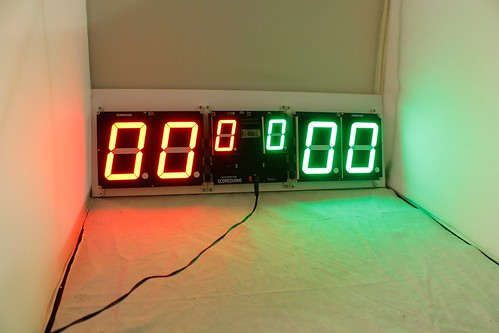 Arduino based digital Scoreboard  (358)