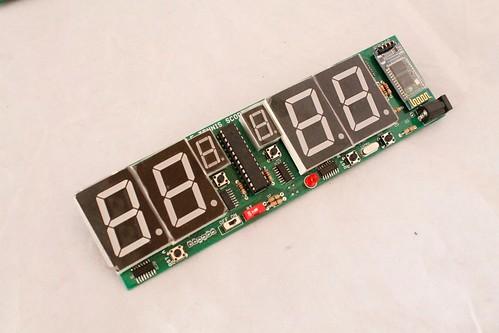 Arduino based digital Scoreboard  (354)