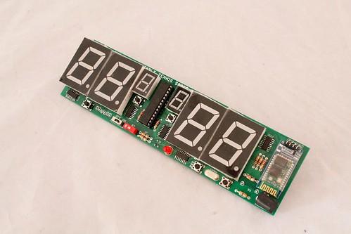 Arduino based digital Scoreboard  (352)