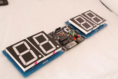 Arduino based digital Scoreboard  (347)