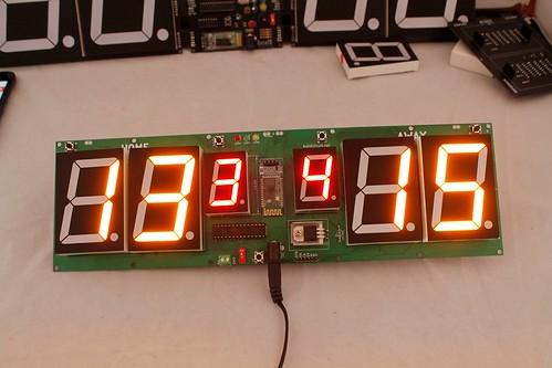 Arduino based digital Scoreboard  (334)