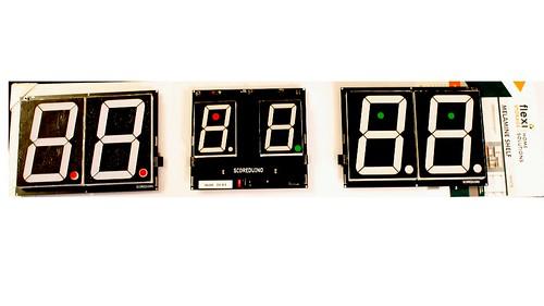 Arduino based digital Scoreboard  (329)