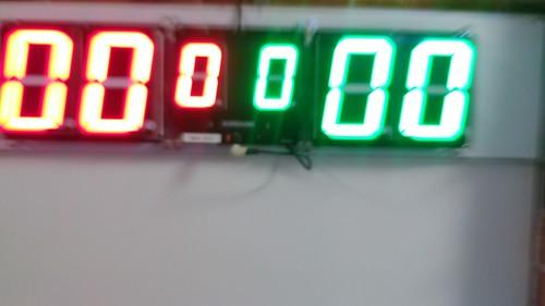 Arduino based digital Scoreboard  (292)