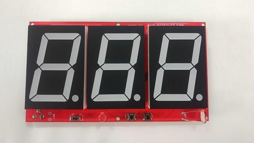 Arduino based digital Scoreboard  (271)