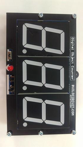 Arduino based digital Scoreboard  (268)