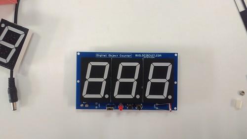 Arduino based digital Scoreboard  (260)