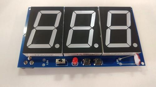 Arduino based digital Scoreboard  (257)