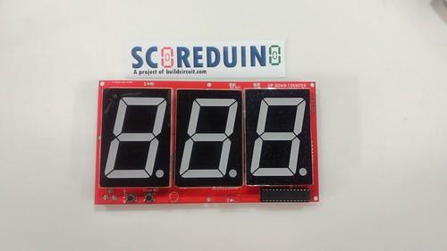 Arduino based digital Scoreboard  (235)