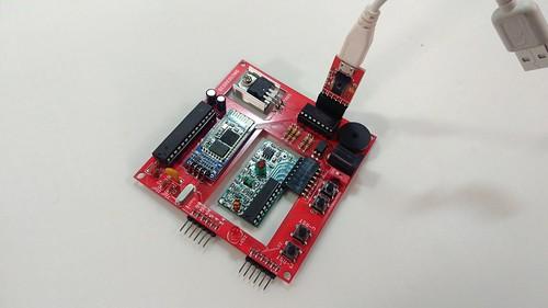 Arduino based digital Scoreboard  (224)