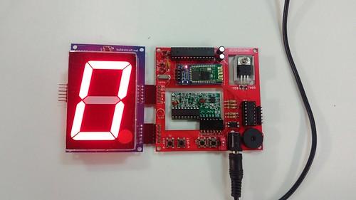 Arduino based digital Scoreboard  (215)