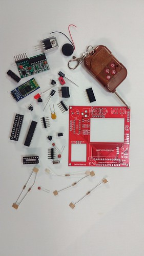 Arduino based digital Scoreboard  (214)