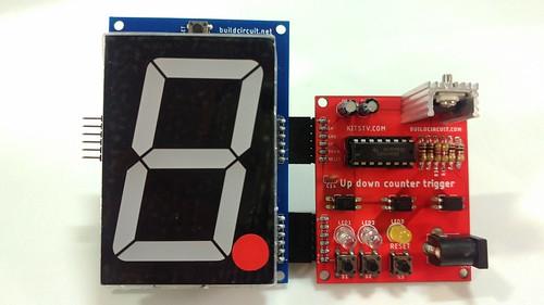 Arduino based digital Scoreboard  (209)