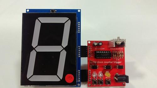 Arduino based digital Scoreboard  (207)