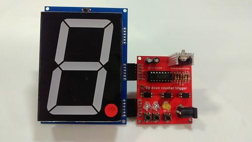 Arduino based digital Scoreboard  (206)