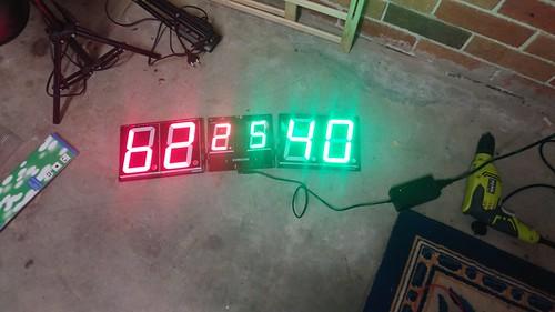 Arduino based digital Scoreboard  (179)