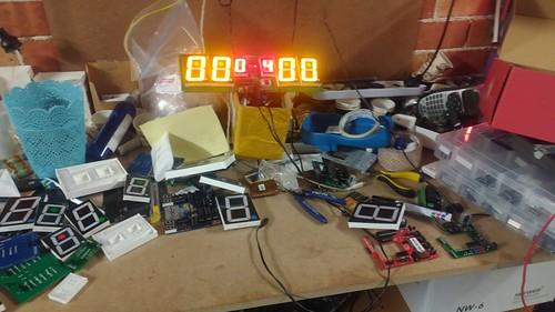 Arduino based digital Scoreboard  (176)