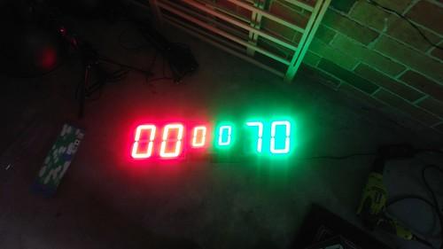 Arduino based digital Scoreboard  (172)