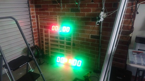 Arduino based digital Scoreboard  (158)