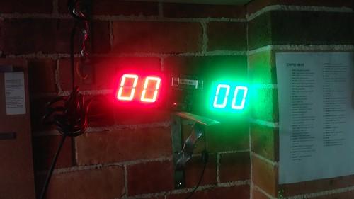 Arduino based digital Scoreboard  (157)