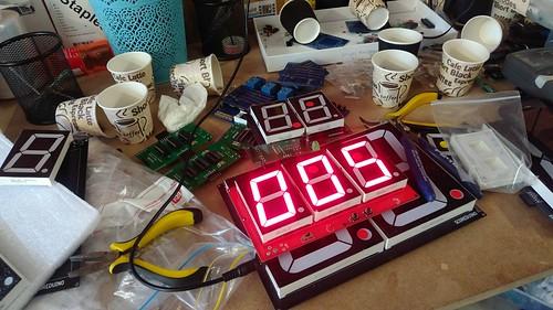 Arduino based digital Scoreboard  (143)