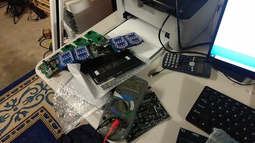 Arduino based digital Scoreboard  (117)