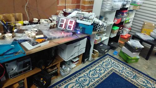 Arduino based digital Scoreboard  (115)