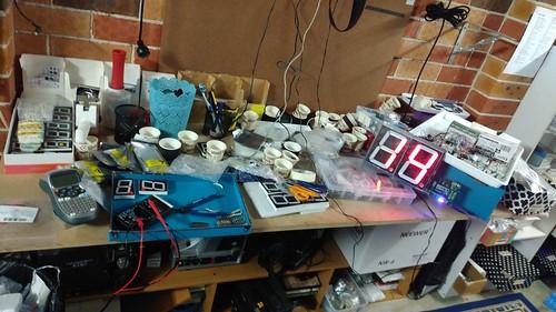 Arduino based digital Scoreboard  (114)