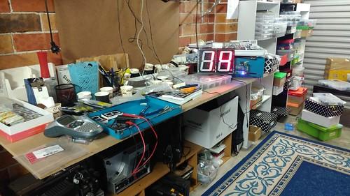 Arduino based digital Scoreboard  (113)