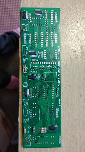 Arduino based digital Scoreboard  (101)
