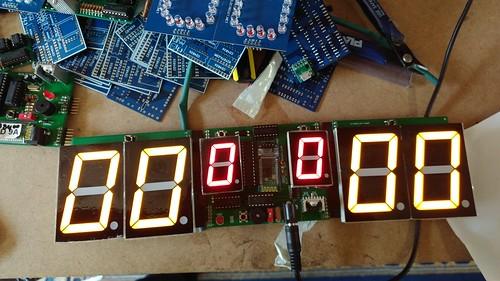 Arduino based digital Scoreboard  (99)