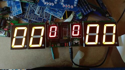 Arduino based digital Scoreboard  (97)