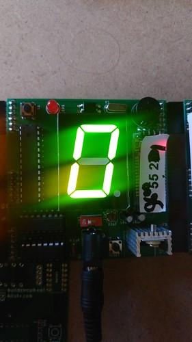 Arduino based digital Scoreboard  (96)