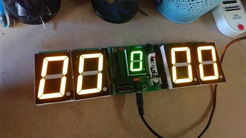 Arduino based digital Scoreboard  (86)